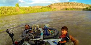 Swimming Colo River 1