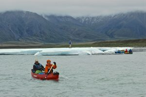 Canning River in the Arctic National Wildlife Refuge