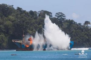 Viking Fishing Vessel Sunk by Indonesian Authorities
