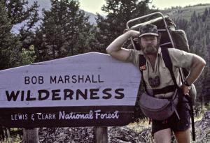 Bob Marshall Wilderness Area, MT, c/o Dave Foreman