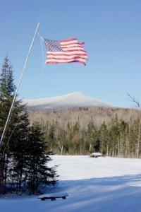 West Face of Sugarloaf Mountain