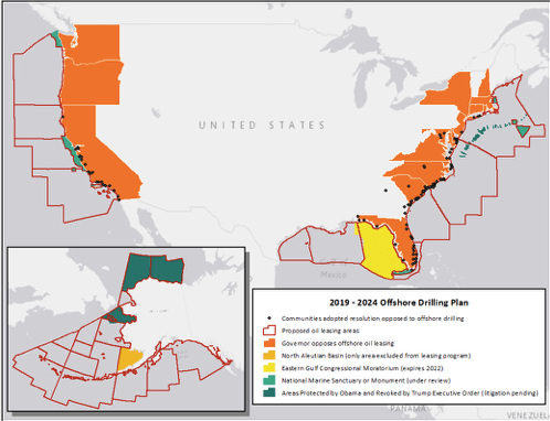 2019-2024 Offshore Drilling Plan