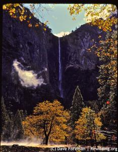 Yosemite National Park 1977