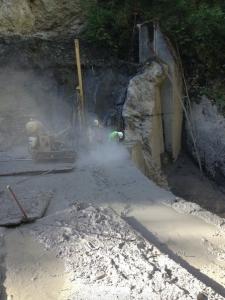 Eklutna Dam Removal