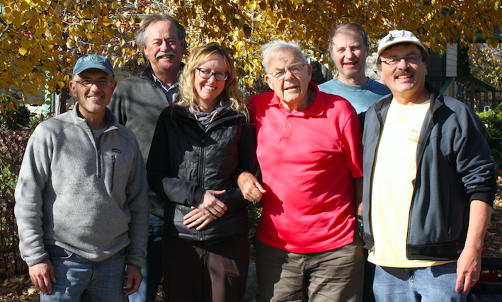 Wilderness Watch leaders received their next assignments from Brandy in October 2016 (c) Kevin Proescholdt