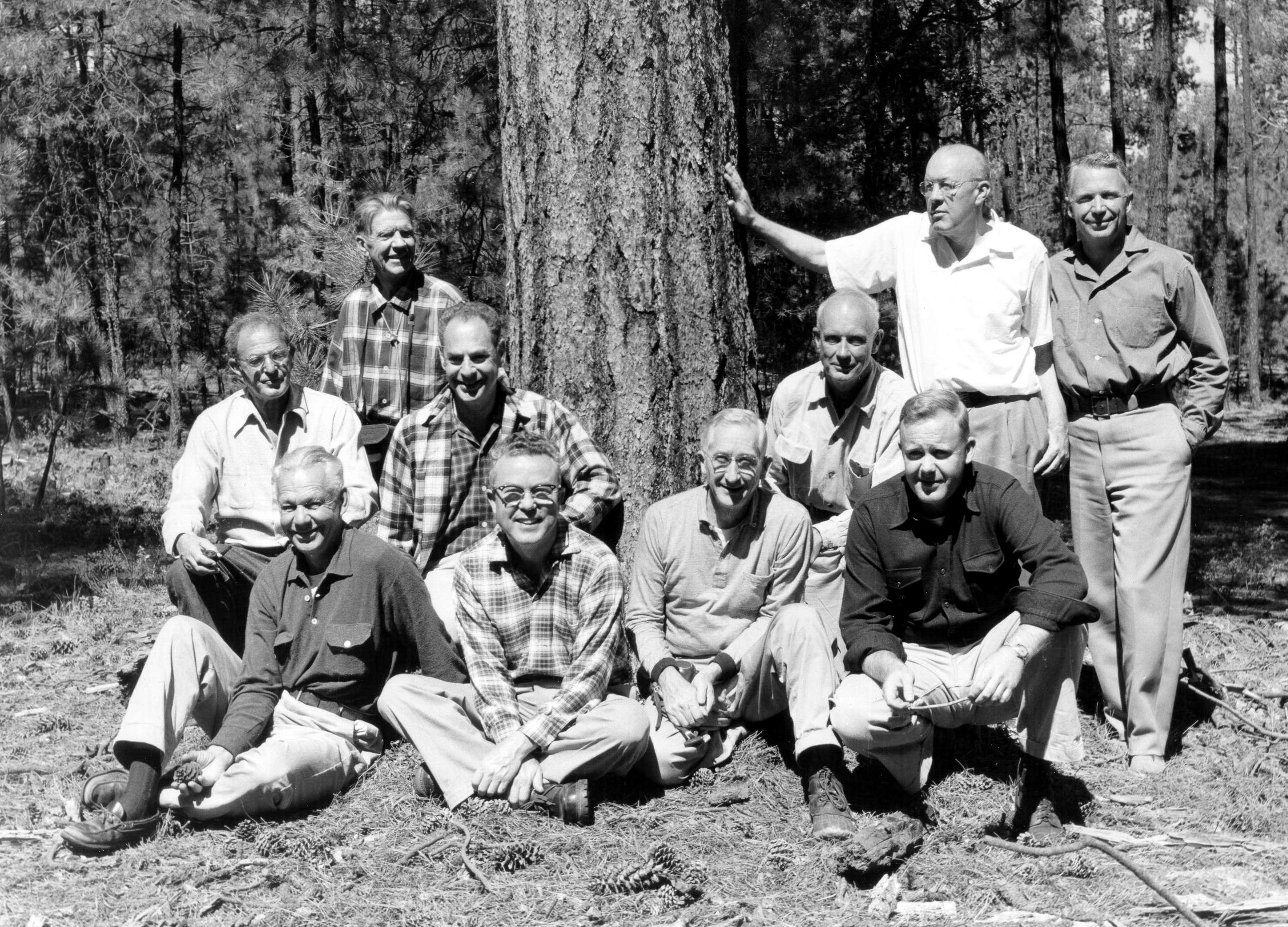 TWS council, 1962, (c) TWS