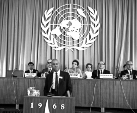 International Conference on Human Rights, Tehran, 1968