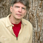 Author Richard Powers (c) David D. Dixon