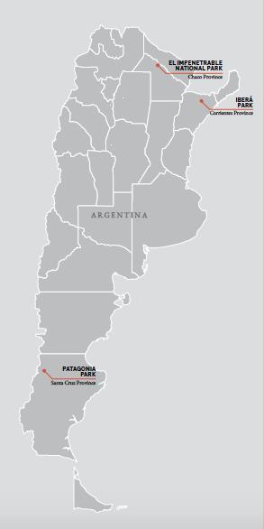 Conservation Land Trust Argentina