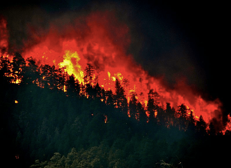 High Park Fire, Colorado, 2012 Wikipedia Commons