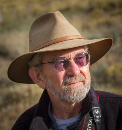 Dave Parsons, Carnivore Conservation Biologist