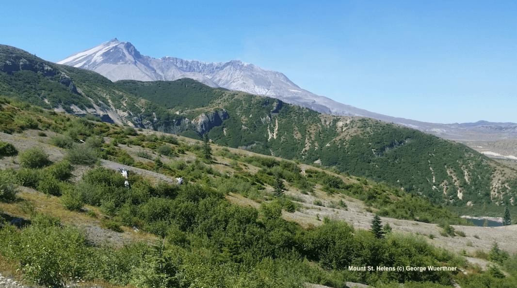 Mount St. Helens (c) George Wuerthner