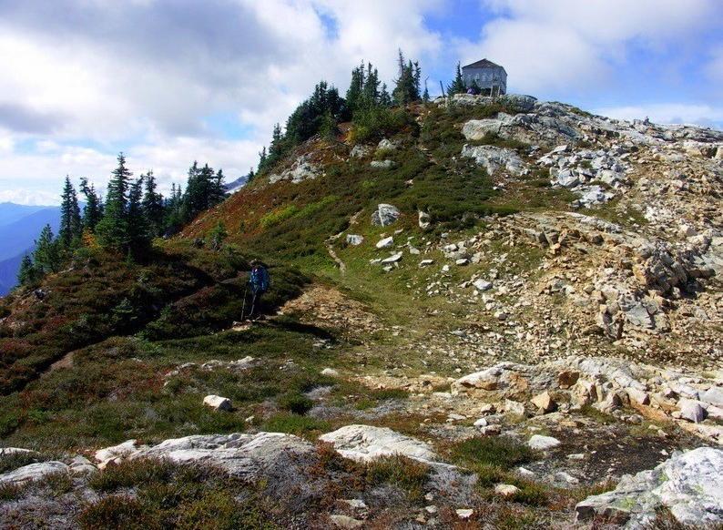Sourdough Mountain Lookout (c) Commons.Wikipedia