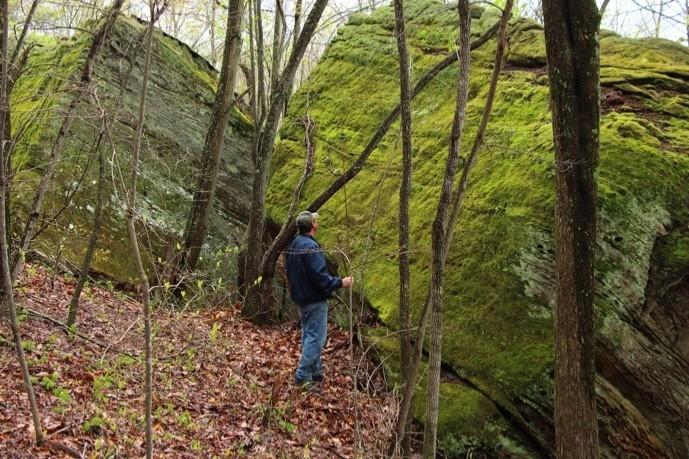 Ohio Hanging Rock 2015 (c) Nancy Strahan