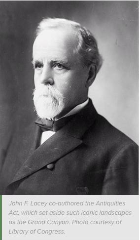 John F. Lacey, Public Domain