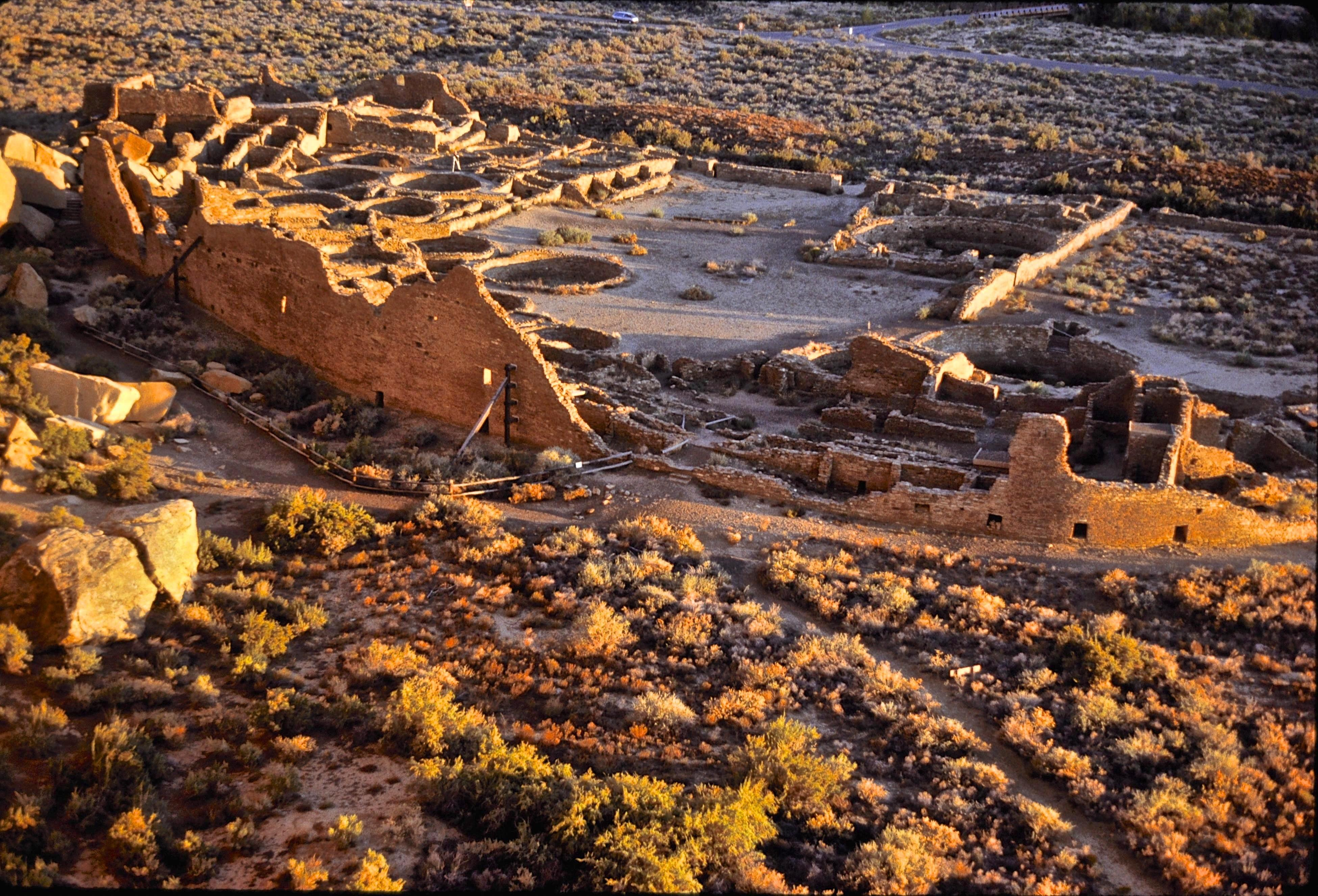 Chaco Canyon National Park, NM © Dave Foreman