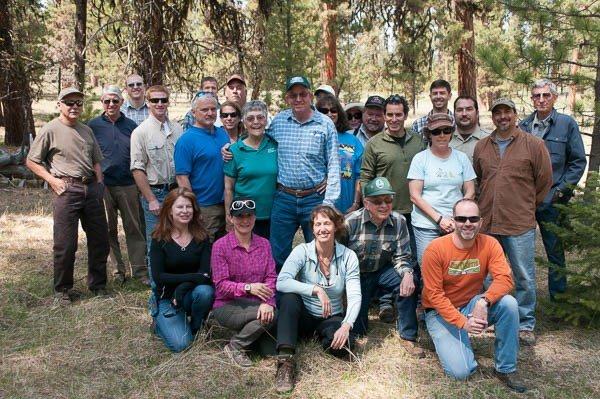 Ococho Collaborative, Oregon © George Wuerthner