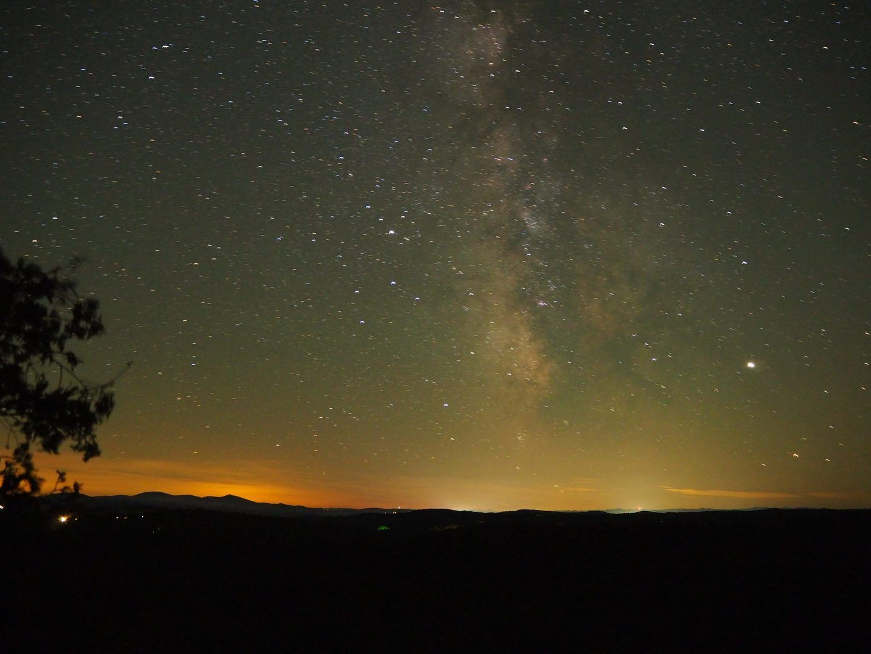 Dark Sky in Northeast Vermont © Shelby Perry