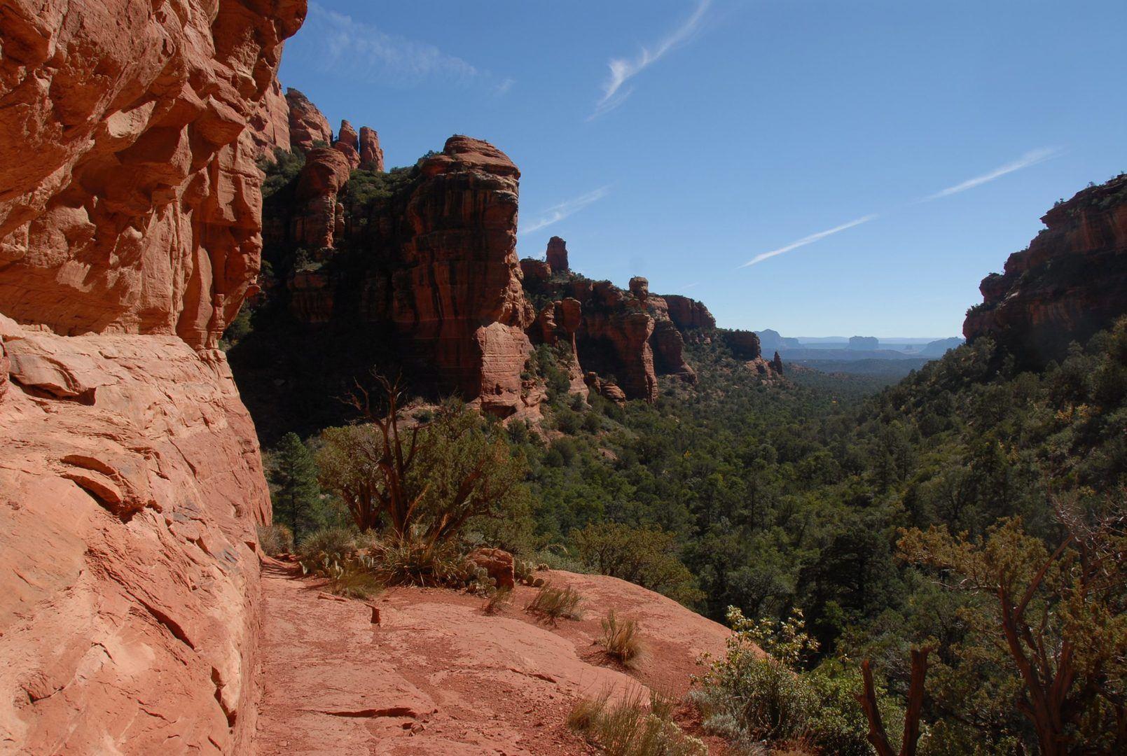 Secret Mountain Wilderness, AZ © John Miles