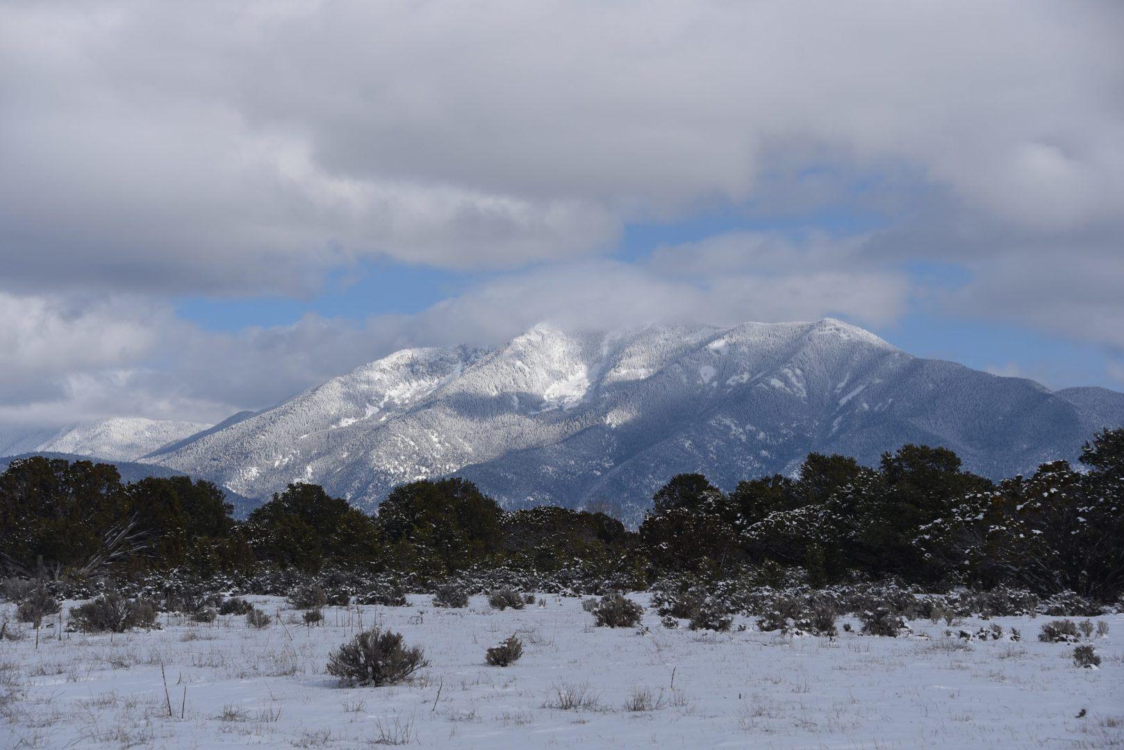 Taos Pueblo Blue Lake Wilderness © John Miles