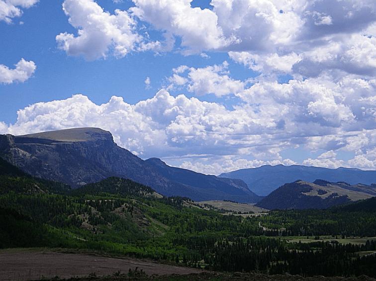 Bristol Head near Creede, Colorado © Wikimedia Commons