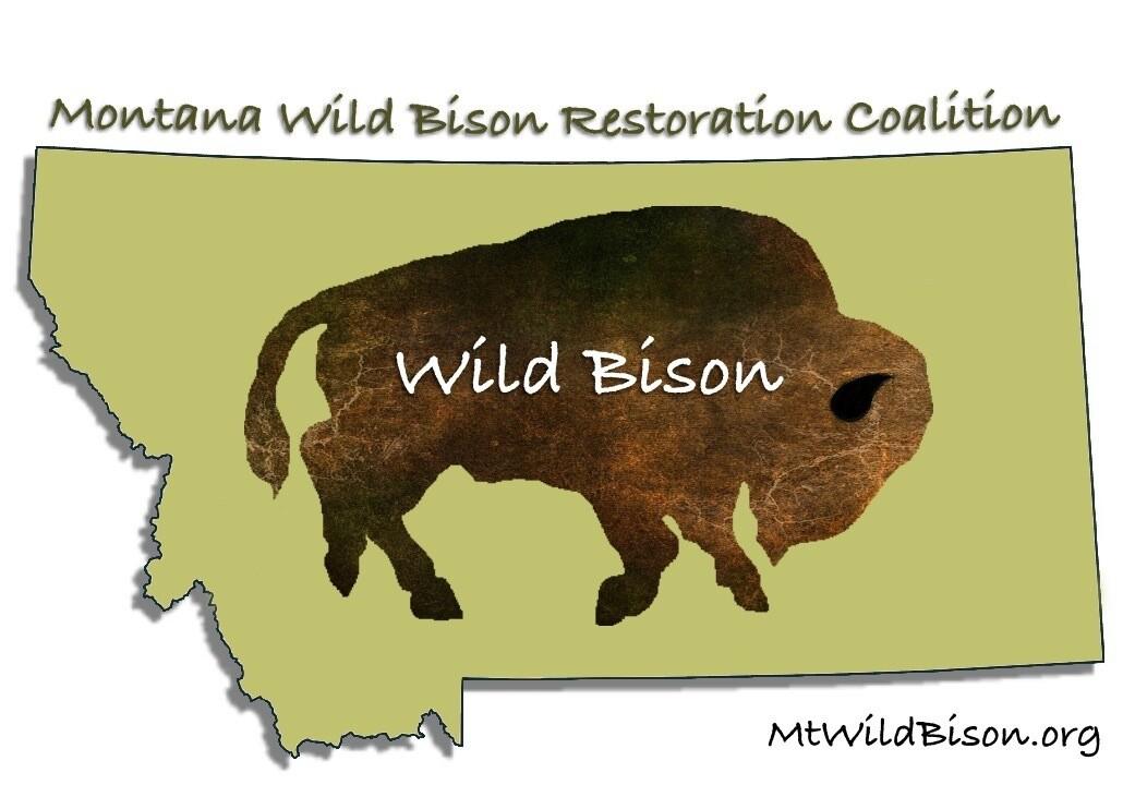 Montana Wild Bison Restoration Coalition logo