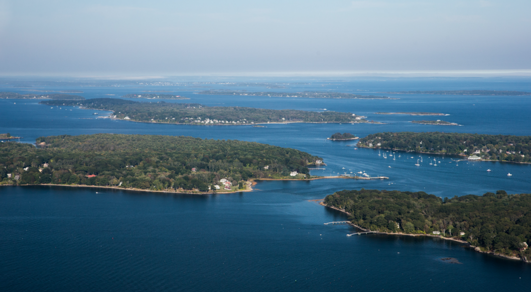 Casco Bay Maine