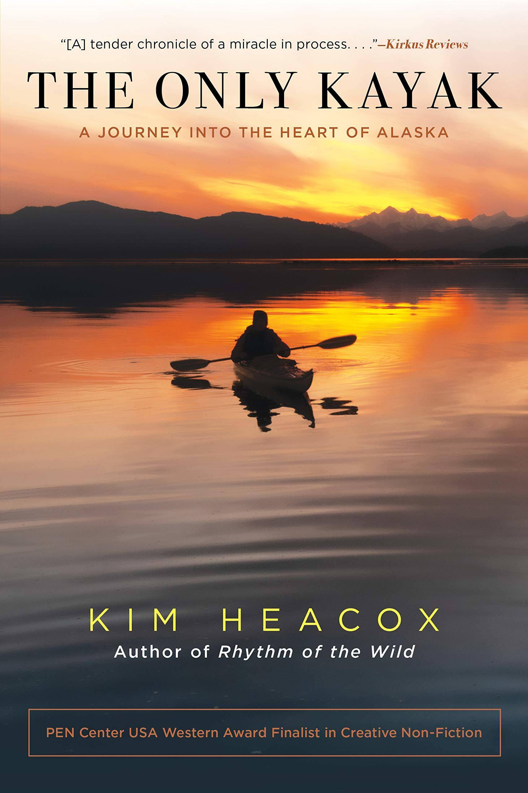 The Only Kayak (book cover)