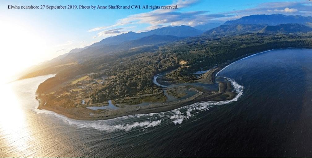 Elwha nearshore, 27 September, 2019.