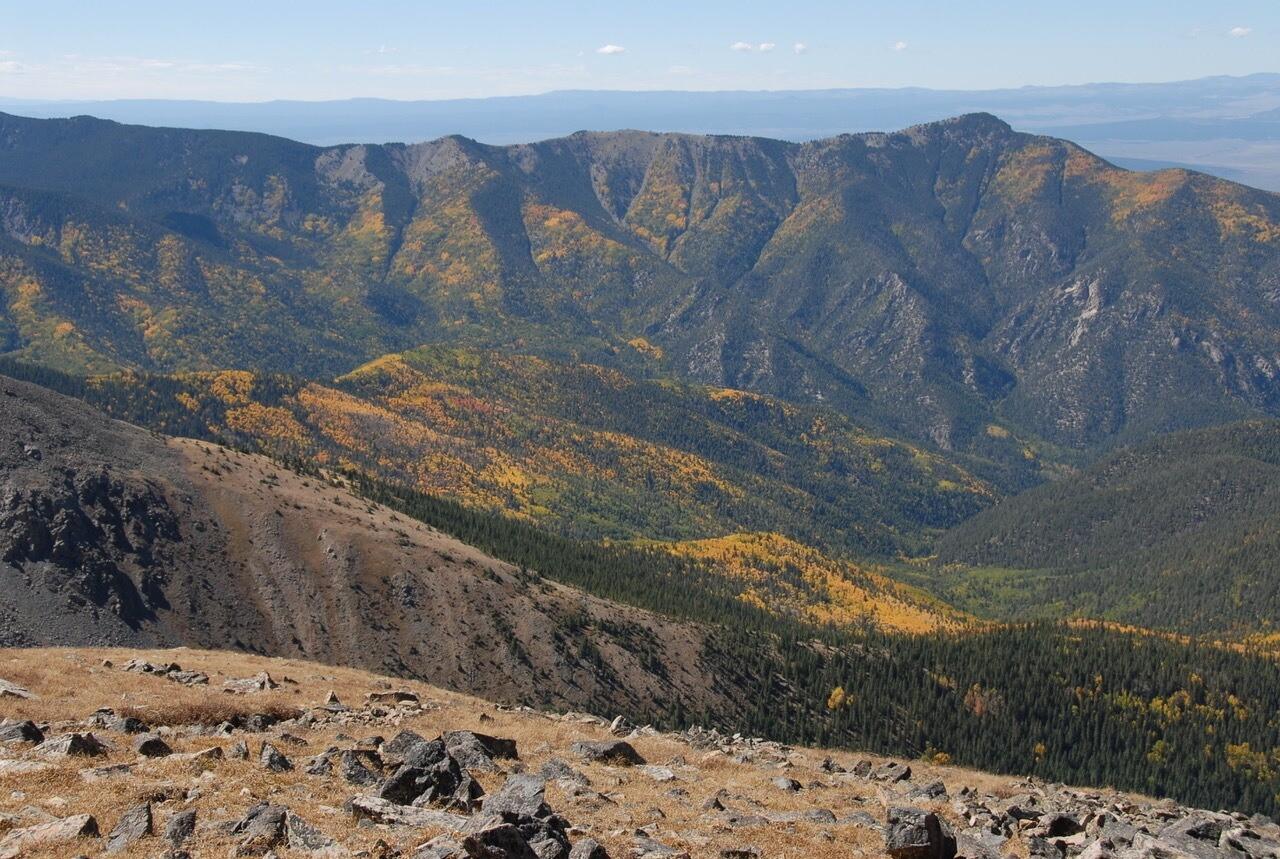Columbine Hondo Wilderness, NM