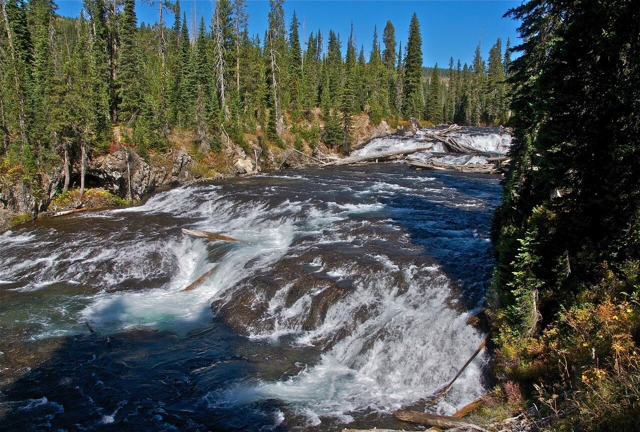 Yellowstone National Park Backcountry-proposed Wilderness
