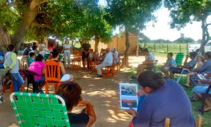 Community Engagement in Argentina