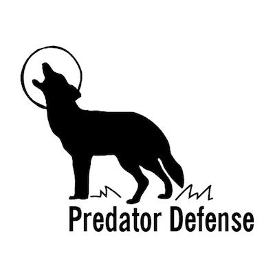 predator defense logo