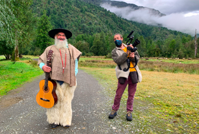 Celebrating the traditions and communities of the Route of Parks, a green lung for the planet.