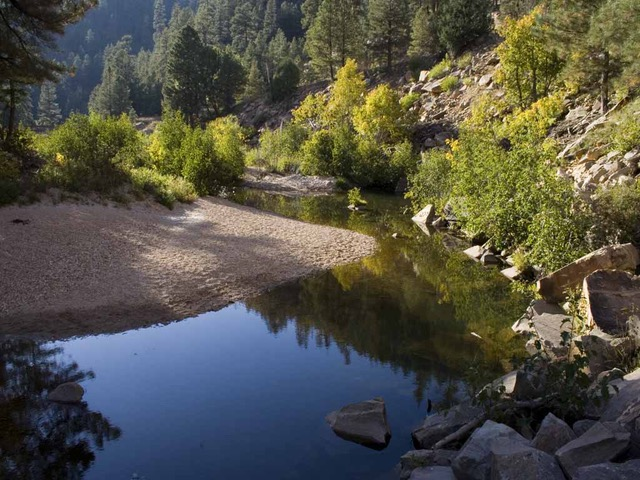 East Clear Creek (c) Zachary Crumbo
