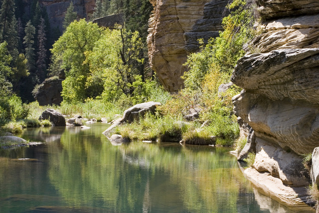 West Clear Creek (c) Zachary Crumbo