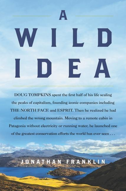 A Wild Idea (book cover)
