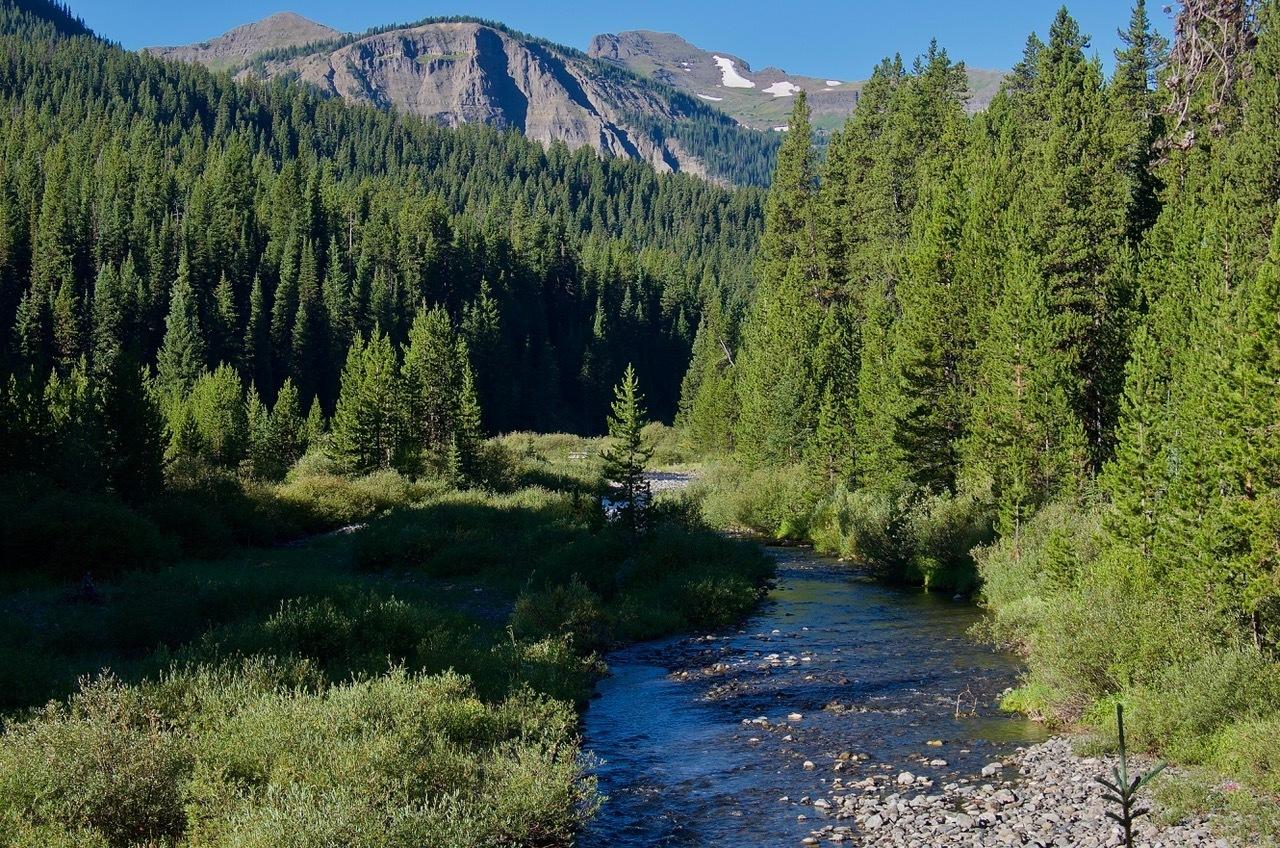 Absaroka-Beartooth Wilderness, MT (c) Howie Wolke